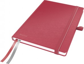 Leitz Notepad Complete A5 Squar.Red