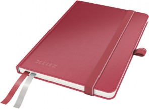 Leitz Notepad Complete A6 Squar.Red