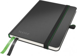 Leitz Notepad Complete A6 Squar.Blac