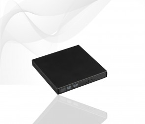 MicroStorage USB2.0 Slim DVDRW Lightscribe
