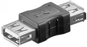 MicroConnect Adapter USB A - A F-F