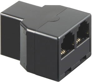 MicroConnect ISDN T-Adapter RJ11/6P4C