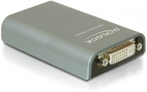 Delock Adapter USB2.0 -> VGA/DVI/HDMI