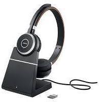 Jabra Evolve 65 MS Stereo+ChargingSt