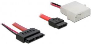 Delock SATA Slimline F+2p power>SATA