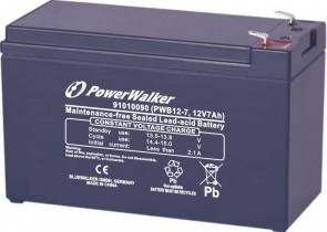 PowerWalker Battery 12V/7Ah PWB12-7