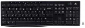 Logitech K270 Keyboard, Swiss