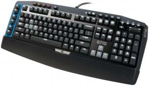 Logitech G710+ Gaming Keyb., German