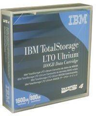 IBM LTO 4 Tape 800/1600GB