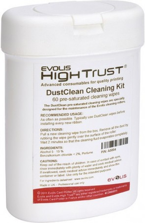 Evolis Dust Cleaning kit