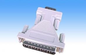 MicroConnect DB9 - DB25 F/M
