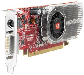 HP Graphic Card 256MB DDR x16PCIE