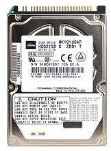 "MicroStorage 10GB 2,5"" IDE 4200rpm"
