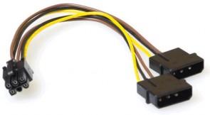 MicroConnect PCI Express Power Splitter