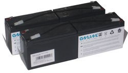 Online USV-Systeme Repla.Battery for