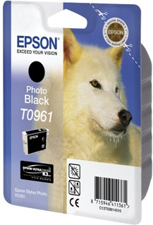 Epson Ink Photo Black