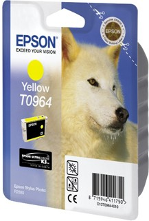 Epson Ink Yellow