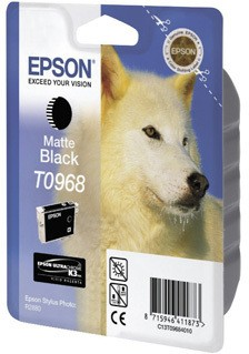 Epson Ink Matte Black