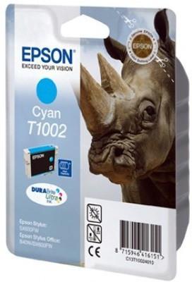 Epson Ink Cyan 11,1ml T100