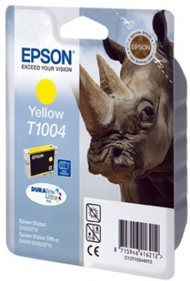 Epson Ink Yellow 11,1ml T100