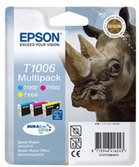 Epson Ink Tri-colour 3 x 11,1ml