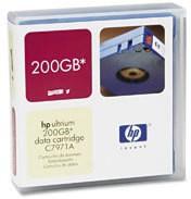 Hewlett Packard Enterprise Media Tape LTO1 200GB