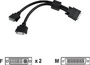 Matrox LFH60-to-DVI dual-monitor