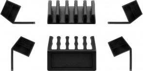MicroConnect Cable management 5 slot