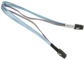 Supermicro Internal MiniSAS 55cm Cable