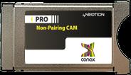 Maximum PRO CAM Conax non pairing