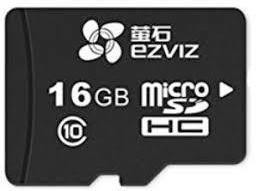 EZVIZ Micro SD HC Card 16GB