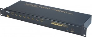 Aten 8p PS2, KVM Supp PS/2, USB,SUN