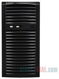 Supermicro CSE-731D-300B Mini Tower 300W