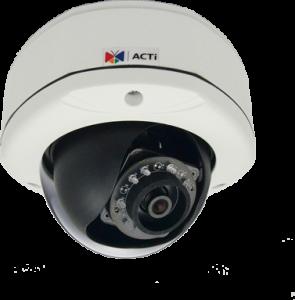 ACTi D72A 3M Dome Adaptive IR