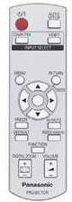 Panasonic Remote PT-LB75/LB78