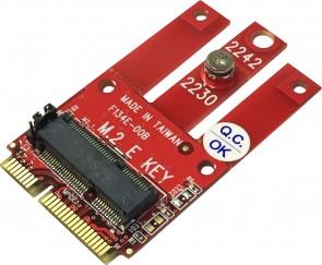 Lycom M.2 to miniPCIe Adapter