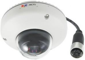 ACTi E921M 5M Mini Fisheye EN50155