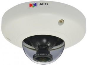 ACTi E96 5M  Mini Fisheye Dome