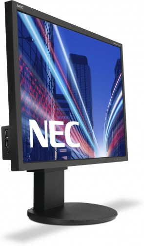 "NEC MultiSync EA223WM Black 22\"""