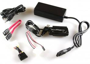 """MicroConnect USB IDE+Sata Con. for 2,5/3,5\"""""""