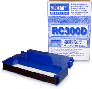 Star Micronics RIBBON SP-312 BLACK
