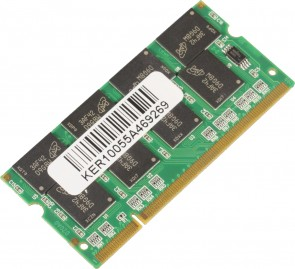 MicroMemory 1GB DDR 2100/266 SO-DIMM 64M*8