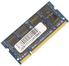 MicroMemory 1GB DDR2 5300 SO-DIMM 64M*8