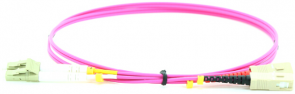 MicroConnect LC/UPC-SC/UPC 2m 50/125 OM4