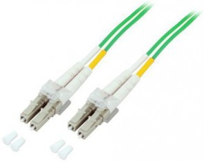 MicroConnect LC/UPC-LC/UPC 0,5m 50/125 OM5
