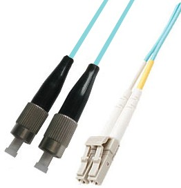MicroConnect FC/UPC-LC/UPC 3M 50/125 OM3