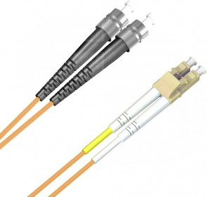 MicroConnect FC/UPC-LC/UPC 5M 62.5/125 OM2