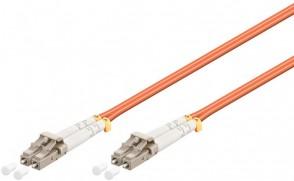 MicroConnect LC/UPC-LC/UPC 0.5m 50/125 OM2