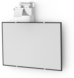 SMS Func Short-Throw Wall Mount