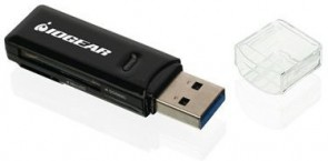 IOGEAR USB 3.0 Card Reader/Writer